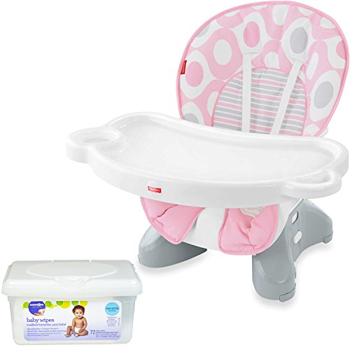 BABY 1ST BOOSTER SEAT WITH PLAY TRAY, GREEN - 9