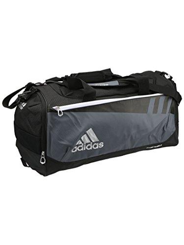 Adidas Team Issue Duffel Bag, Onyx,