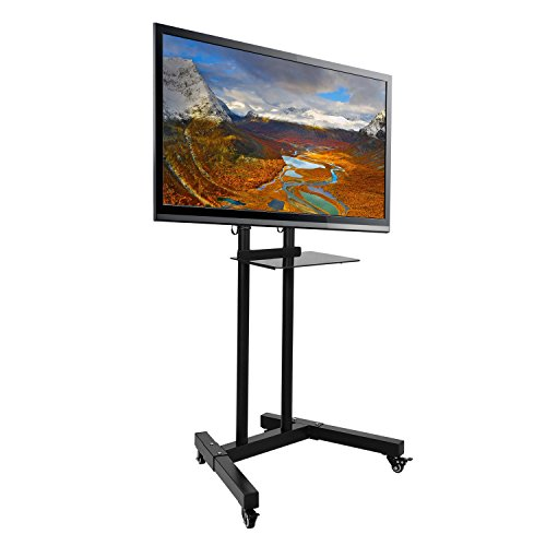 Ollieroo TV Mobile Stand with Mount