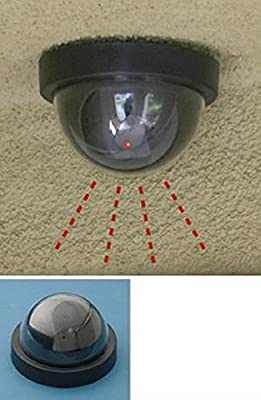 Home-X Dummy Security Camera, Motion Activated