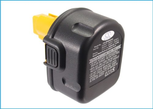 Upgrade | Cameron Sino Battery For Dewalt DW974K-2,DW974KQ,DW975B,DW975K,DW976K,DW977B,DW977K,DW979,DW979K,DW979K-2,DW979K2-BR,DW980,DW980K-2,DW981,DW981KD-2,DW981KF-2,DW981KQ Power Tools Battery Ni-M