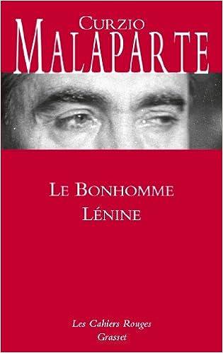 Amazon Fr Le Bonhomme Lenine Cahiers Rouges Nouveaute