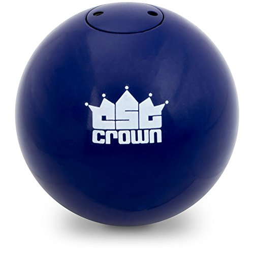 2.72kg (6lbs) Shot Put, Cast Iron Weight Shot Ball - Great for Outdoor Track & Field Competitions, Practice, & Training by Crown Sporting Goods from Crown Sporting Goods