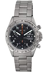 Fortis Men's 630.10.11 M Official Cosmonauts Chronograph Watch