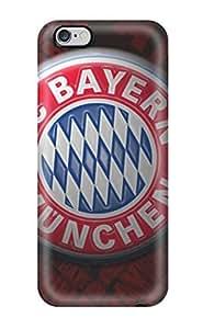 Hot Bayern Munchen Fc Logo First Grade Tpu Phone Case For iphone 4s Case Cover