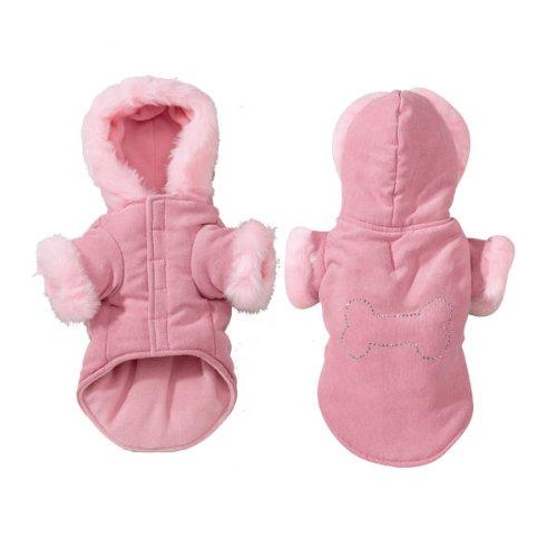Z & Z Powder Puff Jacket Xxsm Rosy Pink