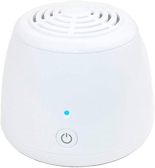 Zeerkeer Mini Generador de Ozono Purificador de Aire, USB Portátil ...