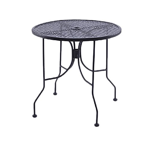 Oak Street OD36R-BAR  Outdoor Mesh Table, 36