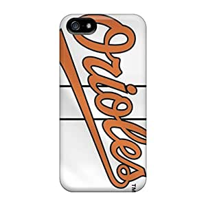 TimeaJoyce For HTC One M7 Phone Case Cover Excellent For HTC One M7 Phone Case Cover Hard Support Personal Customs Trendy Baltimore Orioles Image [JLE9167dgPa]