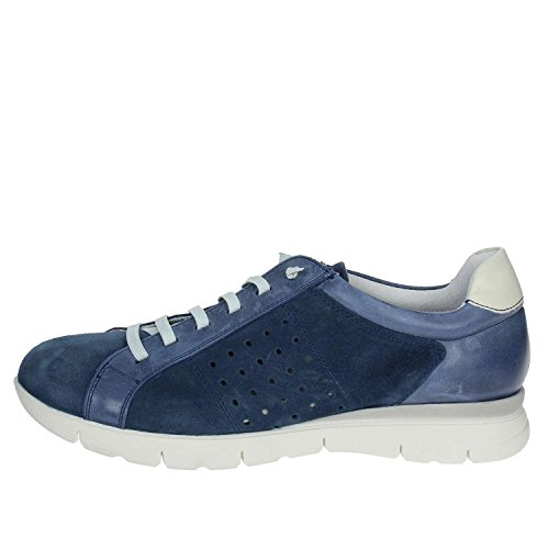 Cinzia Soft PAF18203 001 Petite Sneakers Femme Bleu Lr1YbG