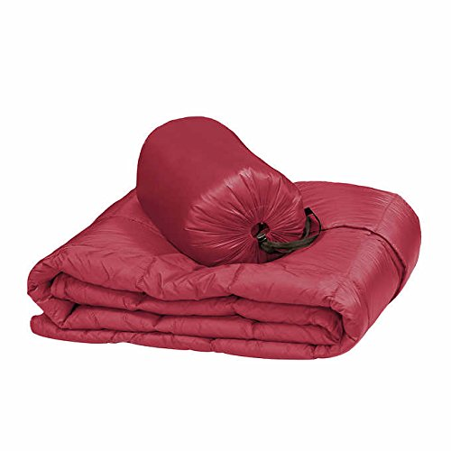 DBD Packable Down Throw 2-pack