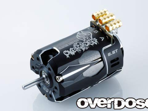 OD Factory Tuned Spec. Brushless Motor Ver.3 6.5T(ブラック) #OD2604 B07Q6PBSBD