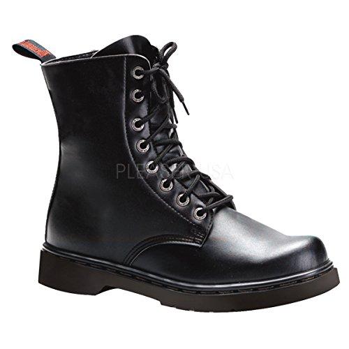 Stivaletti 100 DemoniaDEFIANT Leather Uomo Blk Vegan fR5YW41