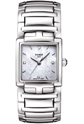 Tissot Women's T-Evocation Stainless Steel Quartz Watch