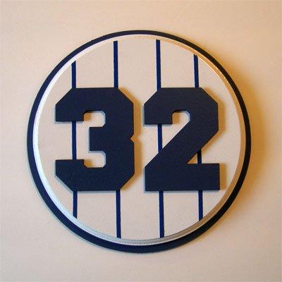 yankee retired numbers - 9