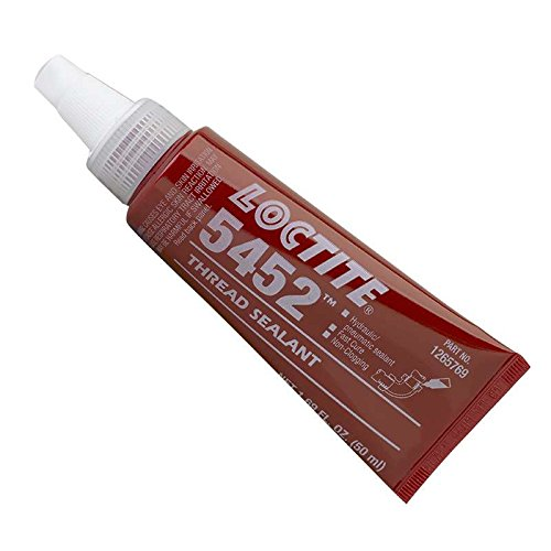 Fast Cure Thread Sealant, 5452, 50 mL Tube