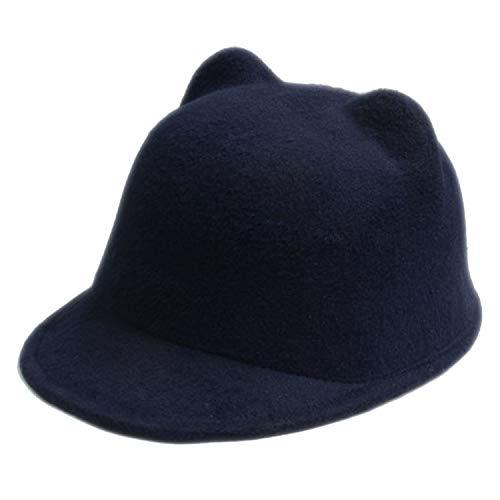 Wool Women's Fedora Hat...