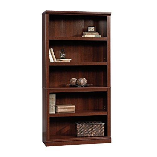 Awesome Sauder 5 Shelf Bookcase, Select Cherry Finish