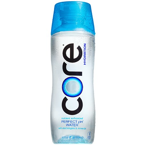 CORE Hydration Perfect 7.4 pH Nutrient Enhanced Water, 16.9 Ounce (Pack of 24) ()