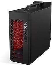 Lenovo LEGION T530-28ICB Desktop, Processore Intel Core I5-8400, RAM 8 GB, Storage 1 TB HDD + 128 GB SSD, Grafica Nvidia GTX 1050 Ti 4 GB, Wi-Fi AC, Windows 10, Nero, 90JL005QIX