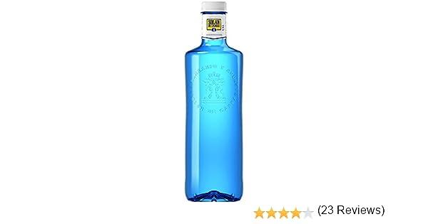 Solán De Cabras - Agua mineral natural 1.5 l Paquete de 6: Amazon ...