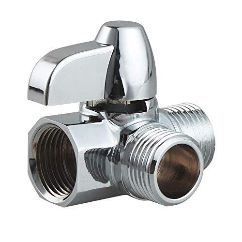 Top Bathtub & Shower Diverter Valves