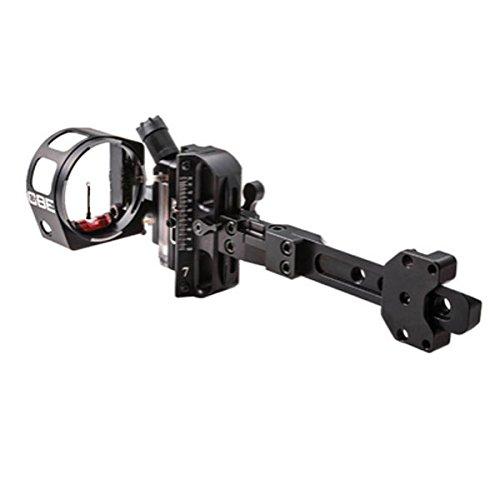 CBE Tek-Hybrid Pro Archery Hunting Right Hand Bow Sight - 3 Pin Housing, .010