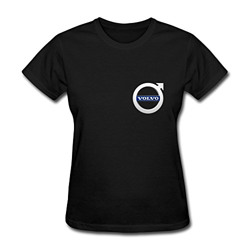 van-womens-famous-swedish-car-brand-volvo-logo-t-shirts-l-black