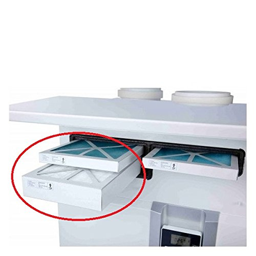 UNEL-600913 Filtres pour VMC double flux IDEO et INITIA 1EU5//1EU4