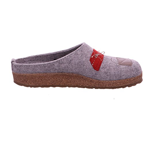 Grizzly Shopping Slipper Grau
