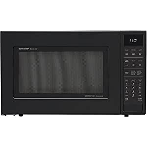 Amazon.com: Sharp smc1585bb 1.5 cu. ft. Microondas Horno con ...
