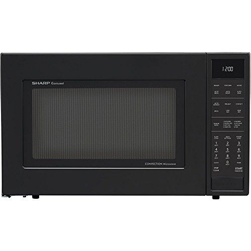SMC1585BB Microwave Convection beverage settings