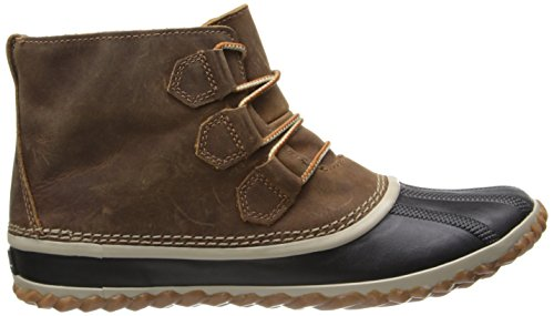 Sorel N About Leather, Botas Chukka Para Mujer Marrón (Elk)