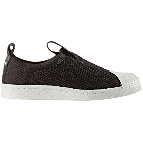 Adidas Superstar BW35 Scarpe da donna. Sneaker BY9138 BY9137 (37 EU, Core Black/Off White)
