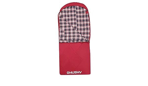 Husky GROTY-5ºC - Saco de dormir rectangular: Amazon.es: Deportes y aire libre