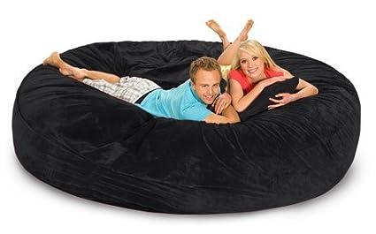 Amazon.com: relaxsacks 8dm-ms001 8 ft. Round Sack ...