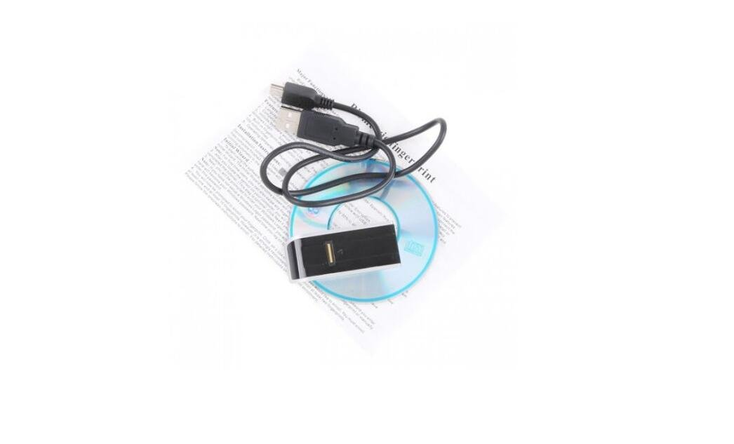 Andesan Dedicated Security USB Biometric Fingerprint Reader Password Lock for Laptop