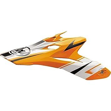 Amazon.es: Naranja/Blanco/Negro Arai vx-pro 4 punta de repuesto para visor de casco para casco de moto