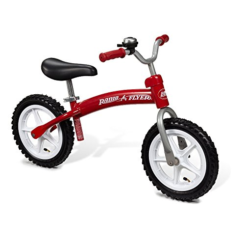 Radio Flyer Glide N Go Balance Bike with Air Tires