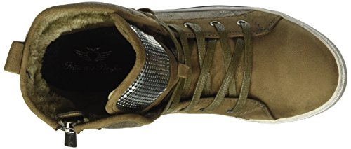 met Sneaker Preußen Fritzi Alte Wd16fap20 nut Donna Aus Marrone w0aatq1