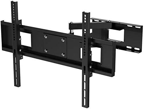 MONIFOX Soporte de Pared para TV/Monitor de un Brazo Extensible a 44 cm orientable inclinable 12° para Philips 42