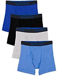 Boys' Cooling Breathable Mesh Boxer Briefs
