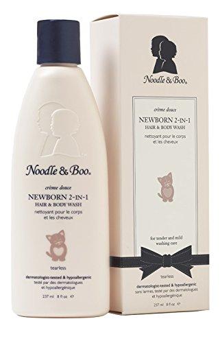 Noodle & Boo Newborn Daily Essentials Gift Set
