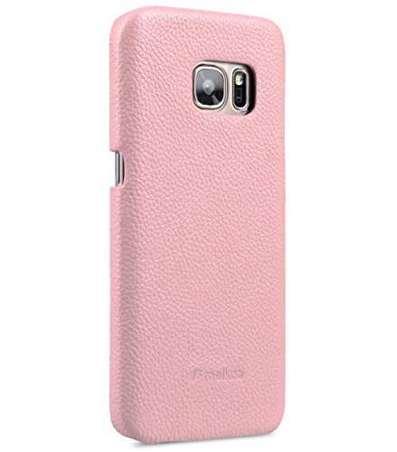 Sony Xperia XZ Melkco Premium Leather Snap Cover with Premium Leather Hand Crafted Good Protection,Premium Feel-Brown Pink LC 1