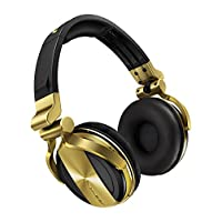 Pioneer DJ DJ Headphone, Gold (HDJ-1500-N)