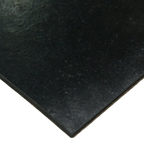 Neoprene Commercial Grade 70a Rubber Sheet 1 2