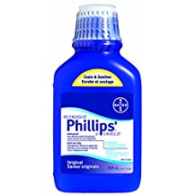 Bayer Phillips Milk of Magnesia Liquid, 769ml