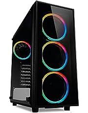 PC Gamer Intel Core i7, Geforce GTX 1050 Ti 4GB, 8GB, SSD 480GB, 500W, 3green XP