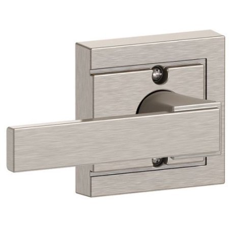 Schlage F170-NBK-ULD Single Dummy Upland Leverset ;Satin Nickel (F170 Single Dummy)