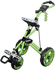 Rovic Model RV3J Junior   Youth 3-Wheel Golf Push Cart